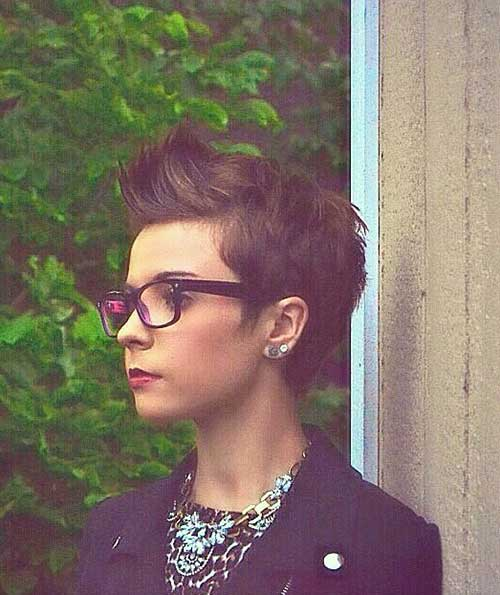 Best Pixie Hair Cut