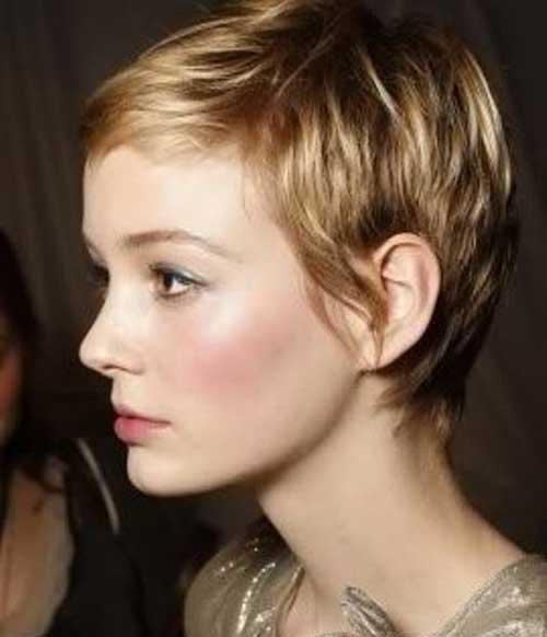 35+ Pixie Hair Styles