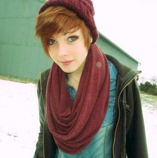 Pixie Winter Styles
