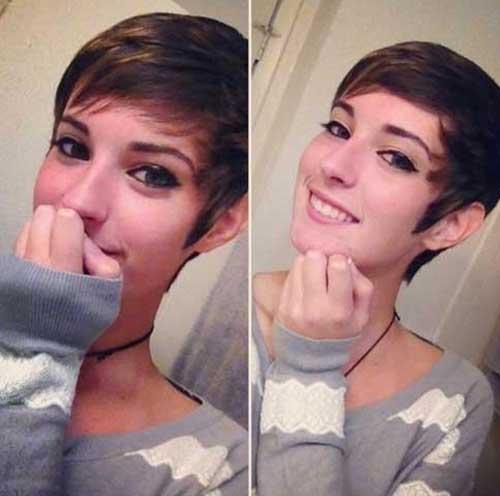 20+ Short Pixie Hair Cuts