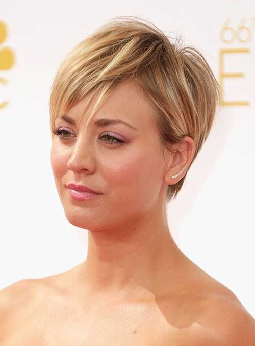 Straight Pixie Cuts 2014