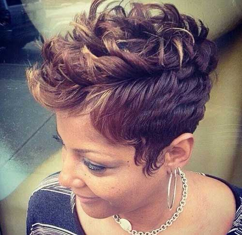Thick Pixie Prom Hairstyles