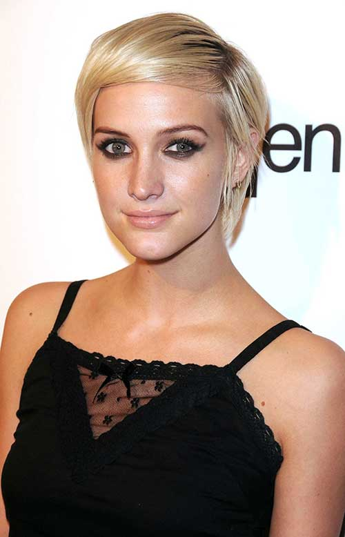 Best Ashlee Simpson Pixie