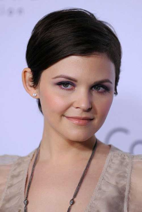 Ginnifer Goodwin Fine Pixie Hairstyles