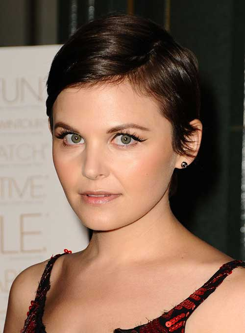 Best Ginnifer Goodwin Pixie Haircut
