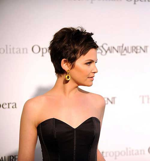 Ginnifer Goodwin Pixie Side View Look