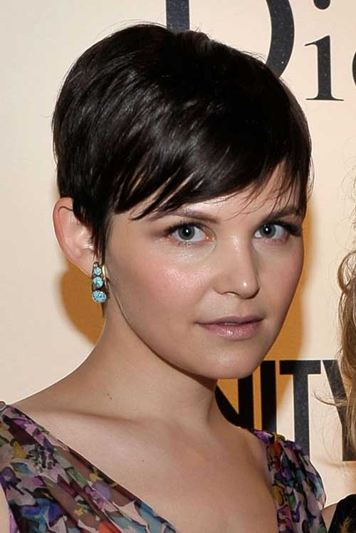 Chic Ginnifer Goodwin Pixie