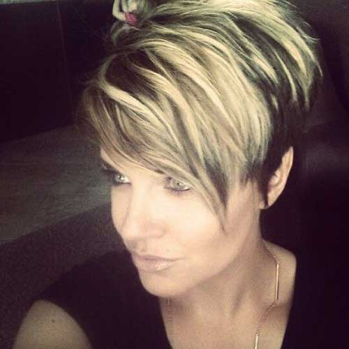 Best Hair Colors for Pixie Cuts