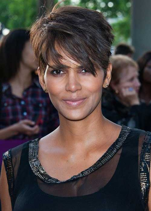 Best Long Layered Pixie Hairstyles
