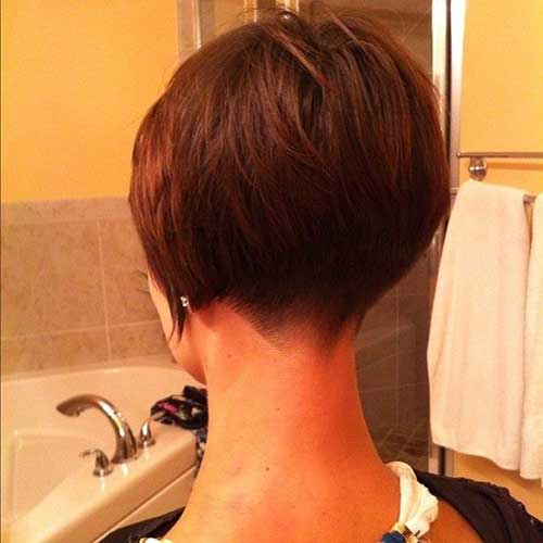 Best Long Pixie Cuts Back View