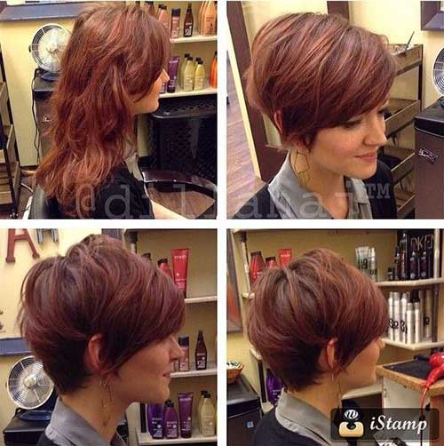 Long Pixie Hairstyles 2015