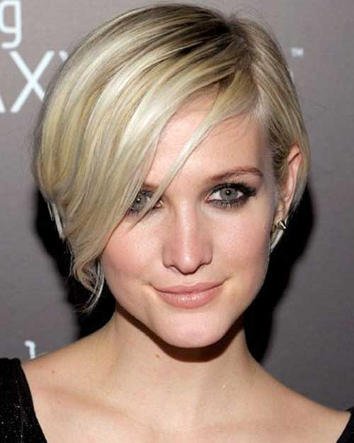 Longer Fine Pixie Haircut