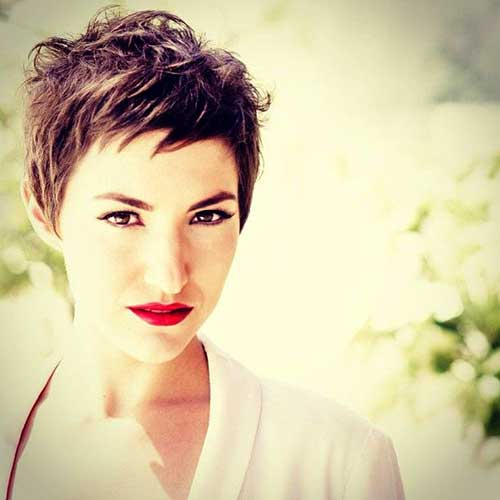 Best Messy Pixie Cut Colors