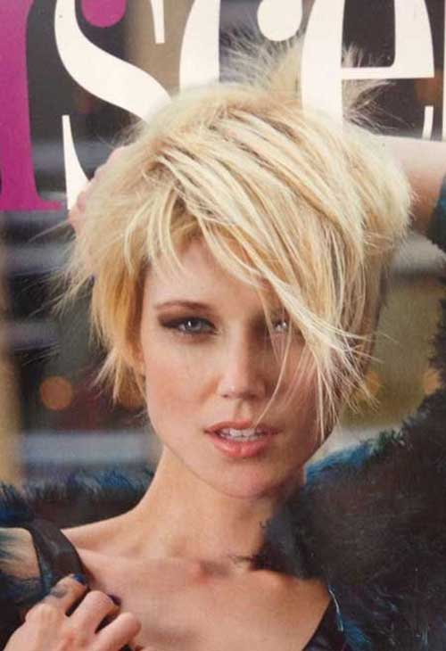 Best Pictures of Pixie Cuts