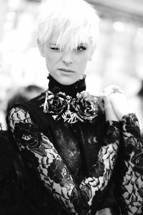 Stylish Pixie Haircut Pictures
