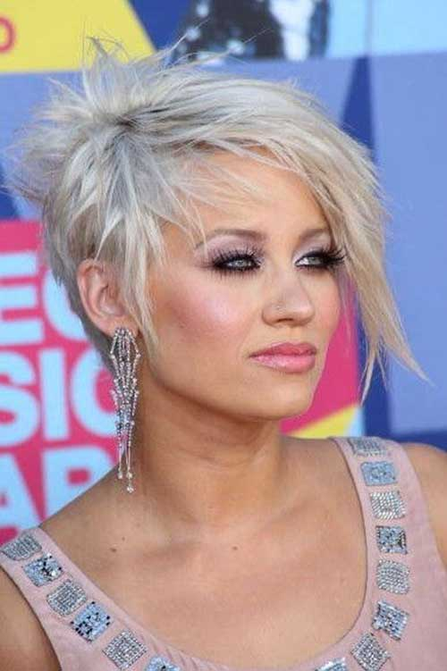 Best Asymmetrical Short Pixie Haircuts