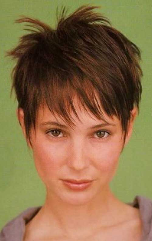 Pixie Cut Hairstyles
