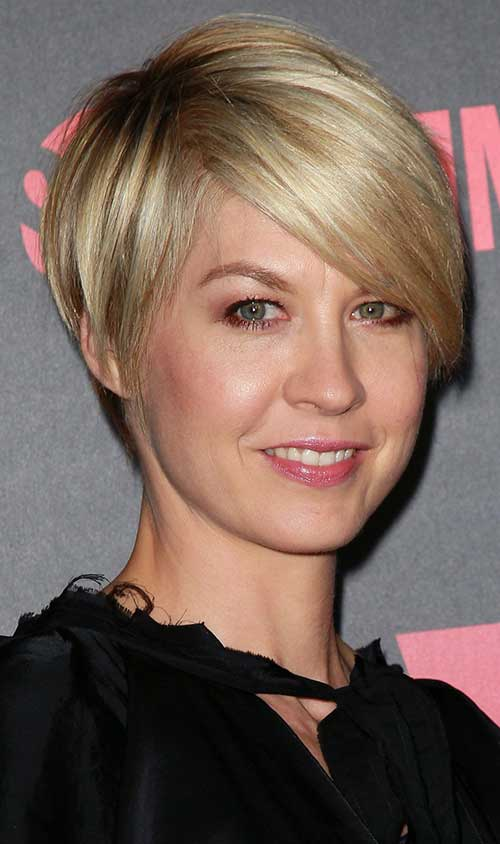 Fine Pixie Hair Color