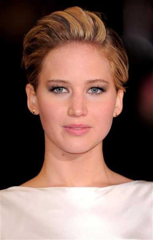 Jennifer Lawrence Nice Pixie Style