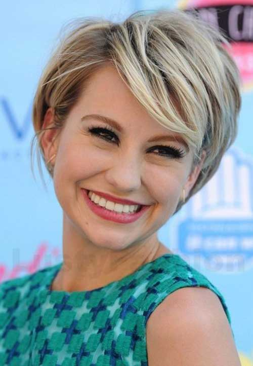Long Layered Straight Pixie Haircut