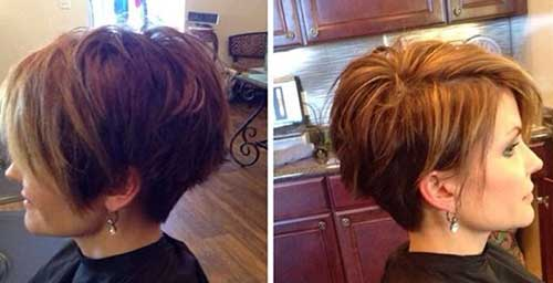 Long Textured Pixie Bob Hairstyles