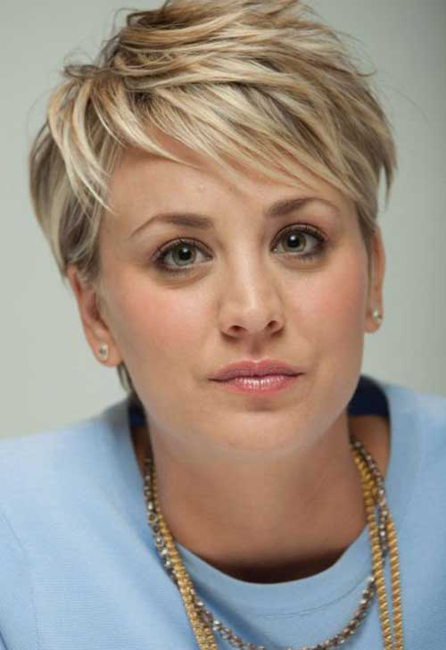 Nice Medium Pixie Haircut