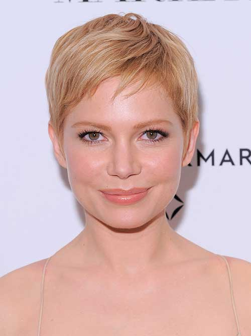 Oval Face Pixie Haircuts