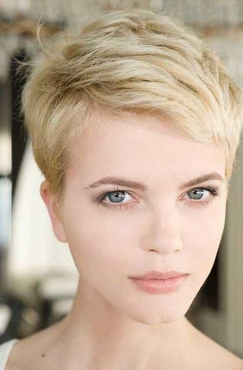 10 Pixie Cuts for Thin Hair
