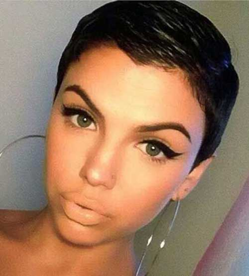 Pixie Cuts for Black Women 2016