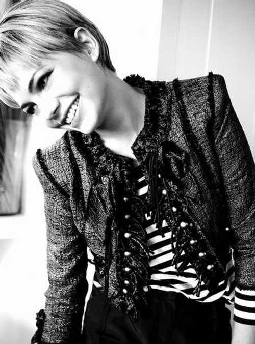 Short Pixie Haircut Michelle Williams