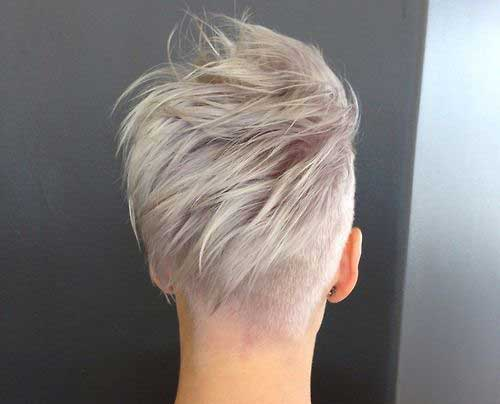 15 Razor Cut Pixie Hairstyles