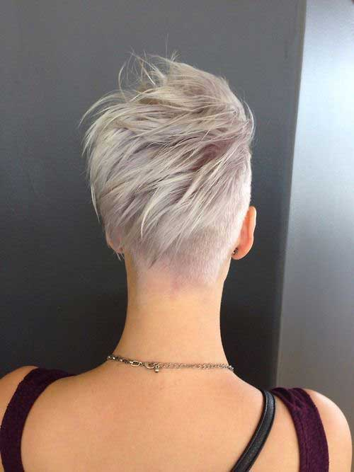 Best Razor Cut Pixie Hairstyles