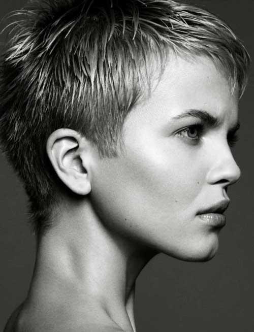Best Short Hair Women Pixie