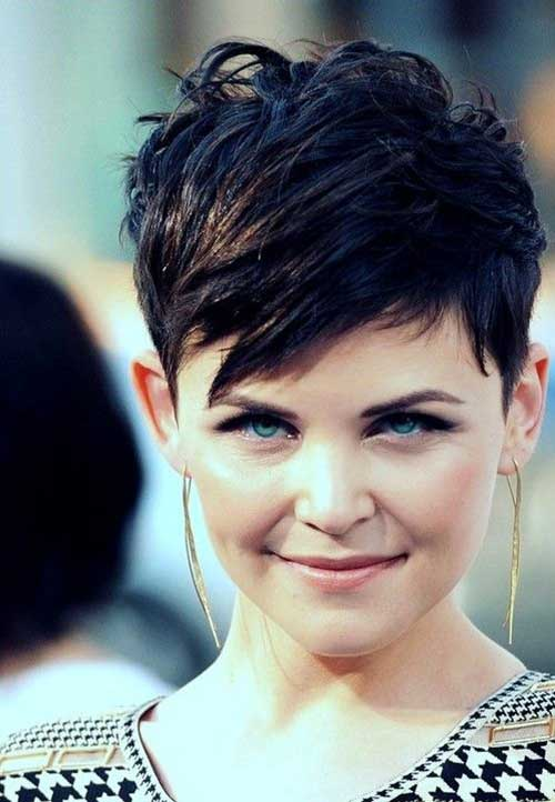 Very Short Layered Pixie Cuts for Girls