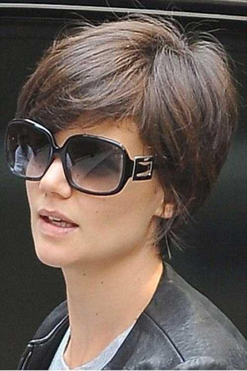 Short Pixie Straight Hair Styles