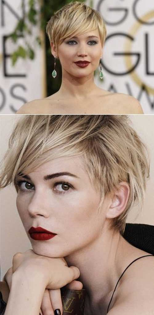 Best Trendy Layered Pixie Cuts