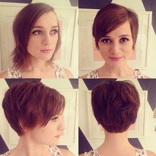 Trendy Pixie Cut Hair