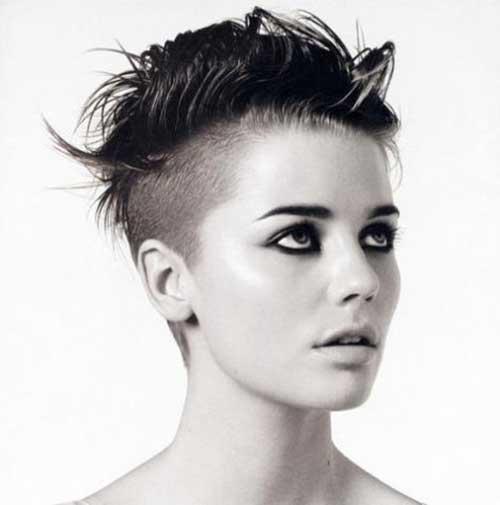 Undercut Pixie Haircuts 2015