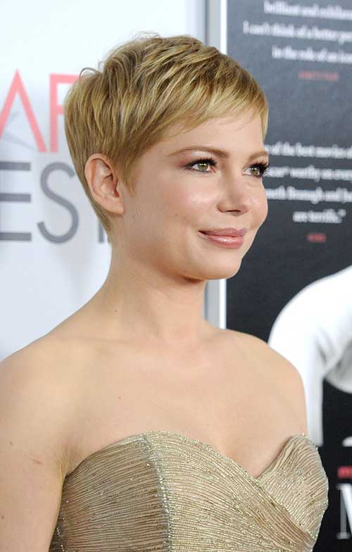 Williams Nice Pixie Haircuts