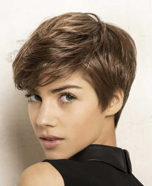 Women Pixie Cut Styles 2016