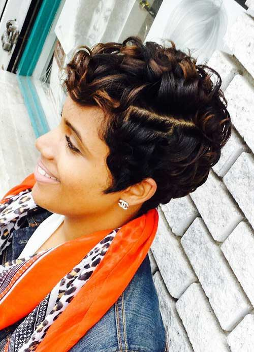 Pixie Curly Hairstyles-12