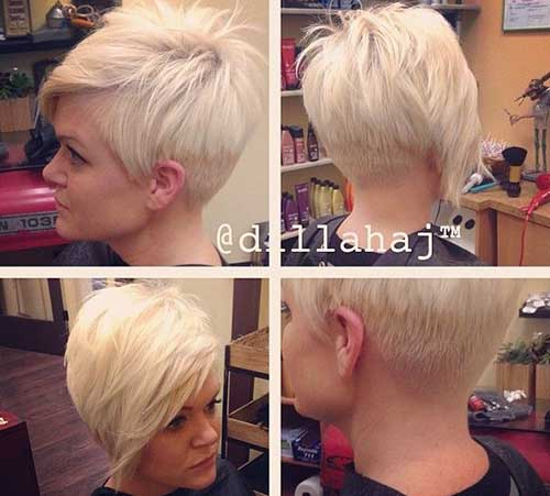 Pixie Asymmetrical Hair-14