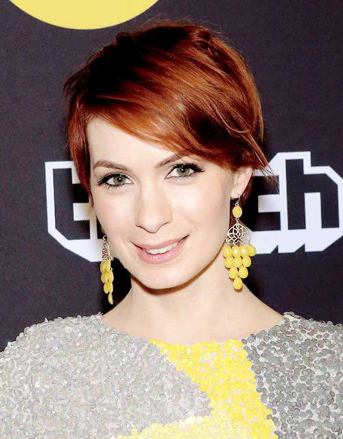 Red Pixie Hair-15