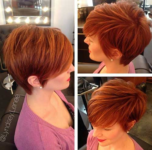 Red Pixie Hair-16