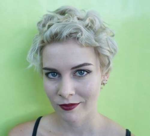 Pixie Curly Hairstyles-19