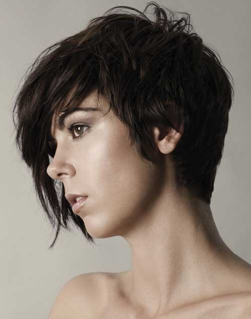 Pixie Asymmetrical Hair-6