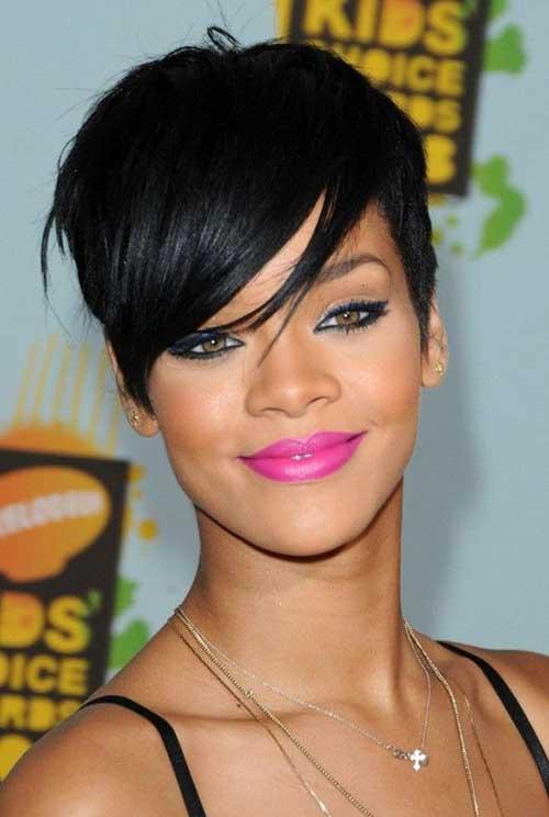 Rihanna Pixie Hair-8