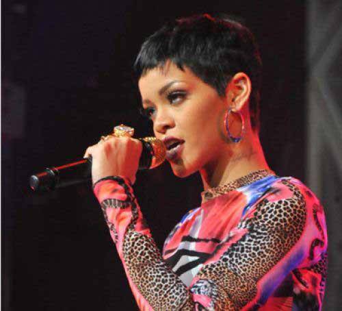 Rihanna Pixie Hair-9