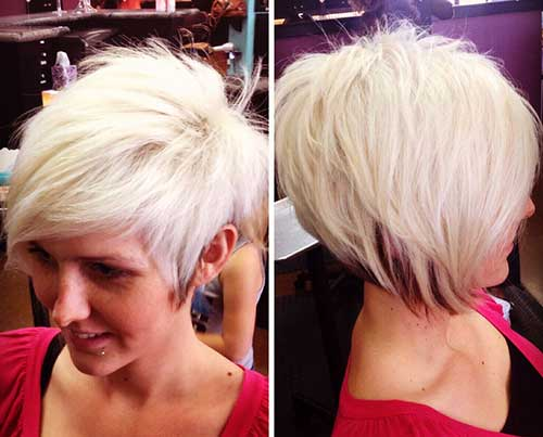 15 Pixie Asymmetrical Hair Pixie Cut Haircut For 2019
