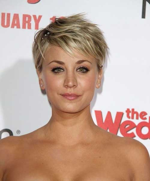 Celebrity Pixie Haircuts